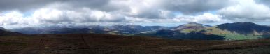 Clough Head Panorama
