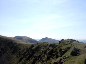 Dow Crag from Great Carrs