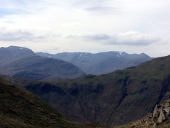 Helvellyn from Beda Fell