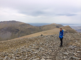 Y Garn - Ridge to Elidir Fawr
