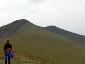Pen y Fan and Corn Du