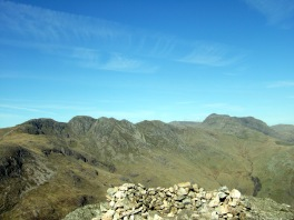Pike O'Blisco Summit