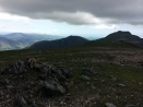 The Ridge from Mynydd Moel