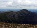 Grisedale Pike from Eel Crag